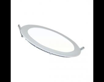 12W Round Natural White Downlight LED