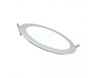 12W Round Cold White Downlight LED