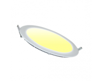 24W Round Warm White Downlight LED