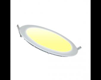 3W Round Warm White Downlight LED